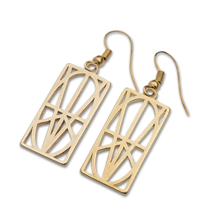 Picture of Bronze Earrings